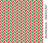 candy canes vector background.... | Shutterstock .eps vector #346421567