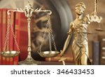 law | Shutterstock . vector #346433453