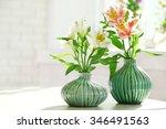 Beautiful Alstroemeria Flowers...