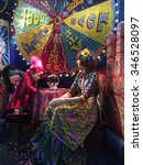 new york   december 1  2015 ... | Shutterstock . vector #346528097