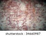 love wall | Shutterstock . vector #34660987
