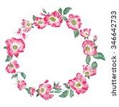 flowers | Shutterstock . vector #346642733