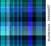 seamless blue background of... | Shutterstock . vector #346666607