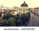 ukraine. lviv   june 20  2015 ... | Shutterstock . vector #346782287