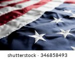 flag of the usa  | Shutterstock . vector #346858493