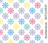 seamless vector background with ... | Shutterstock .eps vector #347114537