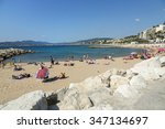 cannes  france   september 9th  ... | Shutterstock . vector #347134697