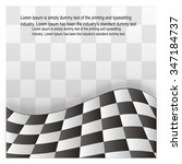 racing background with...   Shutterstock .eps vector #347184737