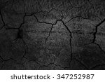 cracked concrete wall | Shutterstock . vector #347252987