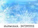 beautiful vector background...   Shutterstock .eps vector #347395553