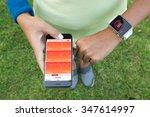 bangkok  thailand   dec 5  2015 ... | Shutterstock . vector #347614997