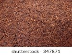coffee grinds background | Shutterstock . vector #347871