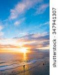 Sunrise  Sea  Seascape. Okinaw...