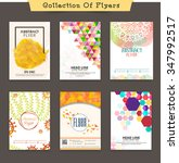 collections of creative... | Shutterstock .eps vector #347992517