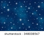 snowflake  background for your... | Shutterstock .eps vector #348038567