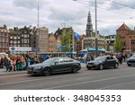 amsterdam  netherlands   june... | Shutterstock . vector #348045353
