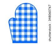 vector illustration of blue... | Shutterstock .eps vector #348060767