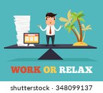 concept of life and work...
