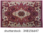 Colorful Rug With Oriental...
