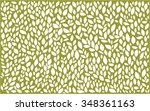 leaves pattern | Shutterstock .eps vector #348361163