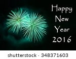 Happy New Year 2016   Greeting...