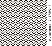 vector pattern with lines and... | Shutterstock .eps vector #348759347