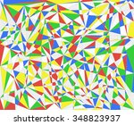 background abstract... | Shutterstock . vector #348823937