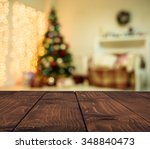 christmas holiday background... | Shutterstock . vector #348840473