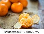 Peeled Fresh Clementine...