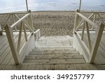 Wooden Structure For Access To...