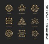 Vector Set Of Logo Design...