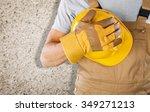 glove. | Shutterstock . vector #349271213