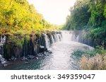 water fall in laos | Shutterstock . vector #349359047