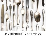 beautiful silver cutlery...