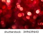 defocused abstract red...   Shutterstock . vector #349639643