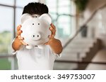 savings. | Shutterstock . vector #349753007