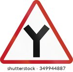 road sign in the philippines  ... | Shutterstock . vector #349944887