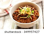 Beef Chili    Bowl Of Beef...