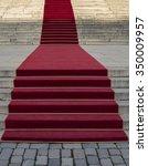 red carpet | Shutterstock . vector #350009957