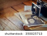 Old Photo Camera  Antique...