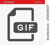 file format icon. professional  ...