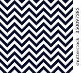 dark blue zig zag seamless... | Shutterstock .eps vector #350097383