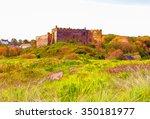 manorbier castle norman castle...