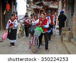 lijiang  china   june 10  2015  ...