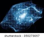 subjective neuron series.... | Shutterstock . vector #350273057