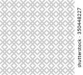 Grey Squares Geometric Pattern