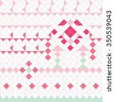 abstract geometry vector... | Shutterstock .eps vector #350539043