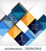 paper style design templates ...   Shutterstock .eps vector #350963963