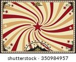 horizontal poster vortex... | Shutterstock .eps vector #350984957