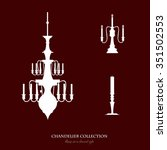 Vector Set Of Classical Lamps...